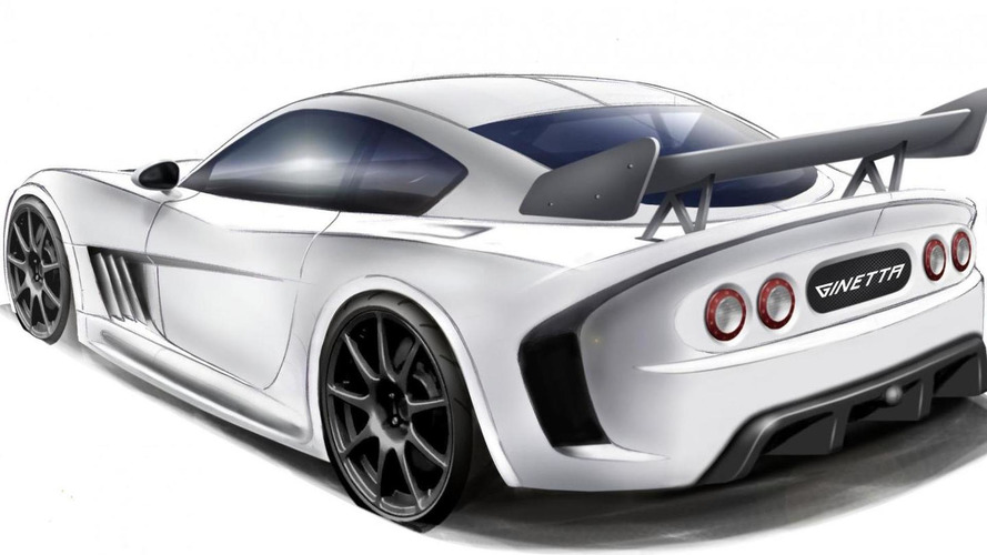 New Ginetta G55 previewed - first renderings released