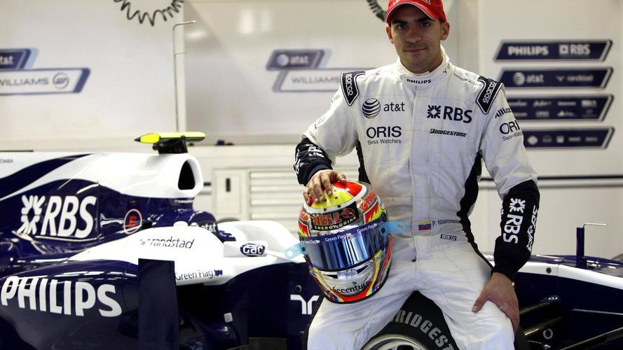Chavez confirms backing for Maldonado, Williams