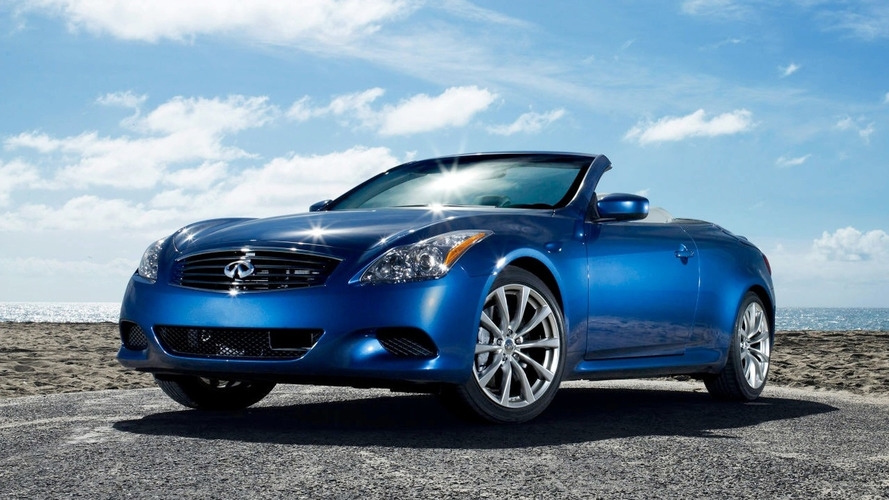 Infiniti G37 Convertible Makes Global Debut in Los Angeles - with video