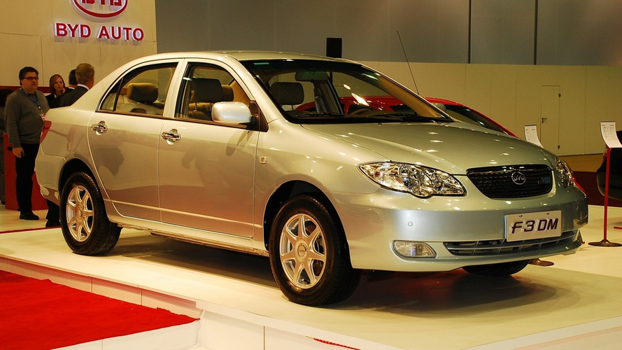 BYD announces F3DM hybrid and e6 EV models for US Market in 2011