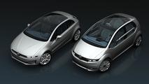 Volkswagen Go! MPV Concept by Italdesign Giugiaro - 01.03.2011