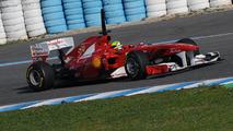 2011 Ferrari F1 car 'F150th Italia' 11.02.2011