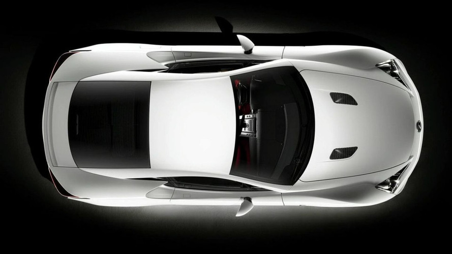 Lexus LFA Announces Online Sound Library