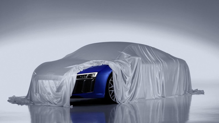 Audi R8 could eventually be offered with a 400+ bhp V6 engine