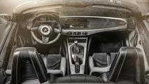 Carlex Design unveils heavily customized BMW Z4 Rampant