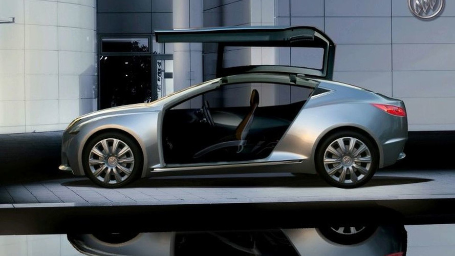 Buick Riviera Concept to Make North American Debut at Detroit