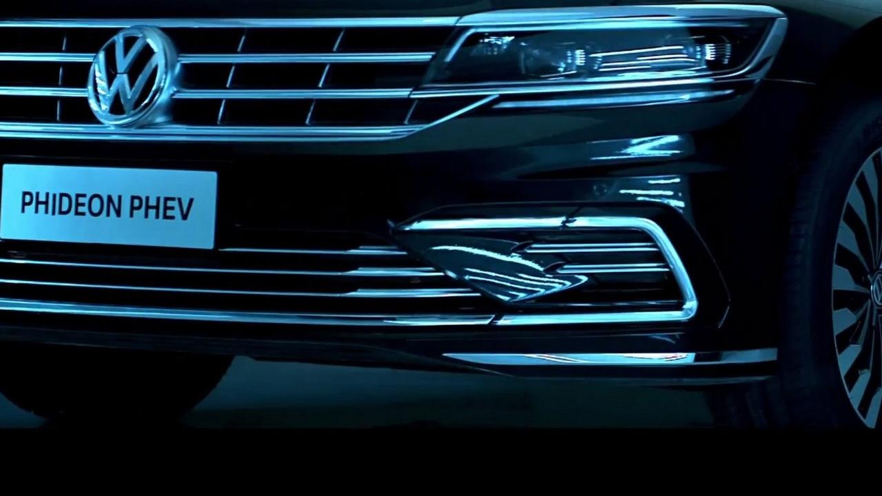 VW Phideon GTE