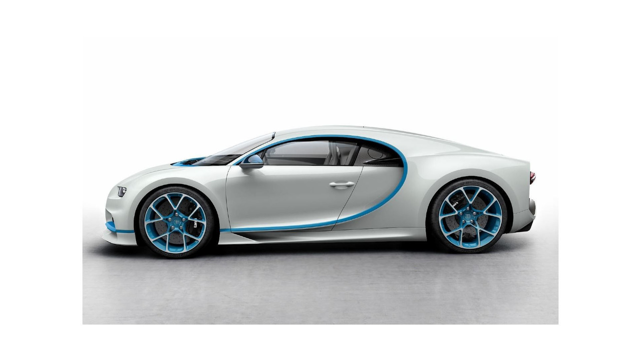 Buy This Bugatti Chiron For €3.5M, Wait A Year To Actually ...