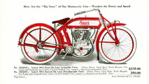 Sears Motorcycle Ad
