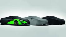 McLaren spor otomobil aksesuarları