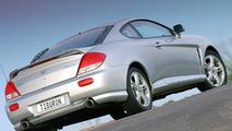 Hyundai Tiburon (second generation)