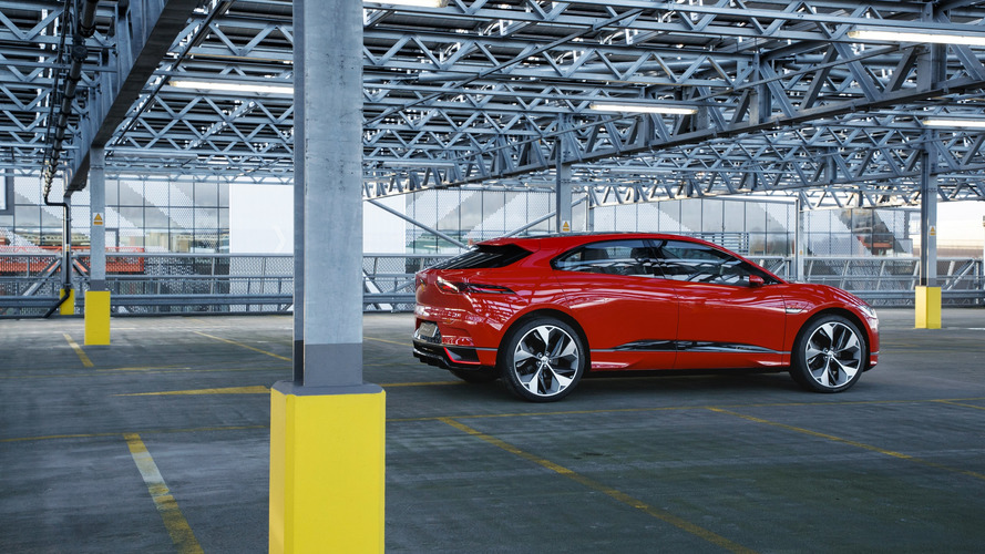 Jaguar I-Pace Platform Could Underpin More EVs