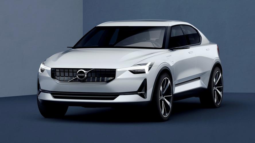 Yeni Volvo V40, iki farklı elektrikli versiyona kavuşacak