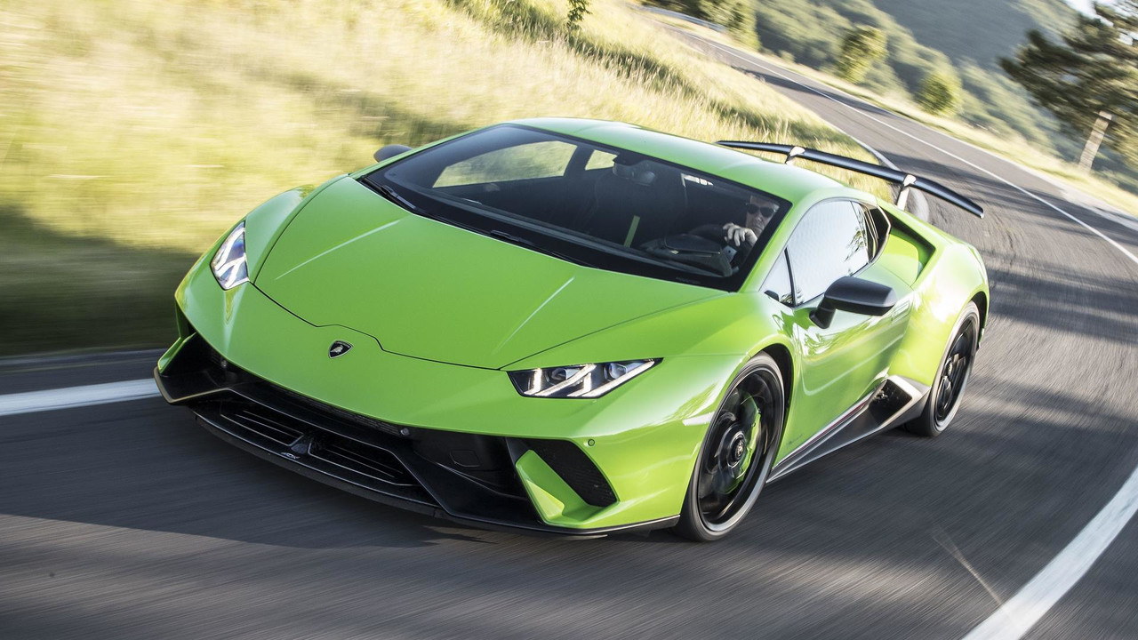 2017 lamborghini huracan performante first drive photo. Black Bedroom Furniture Sets. Home Design Ideas