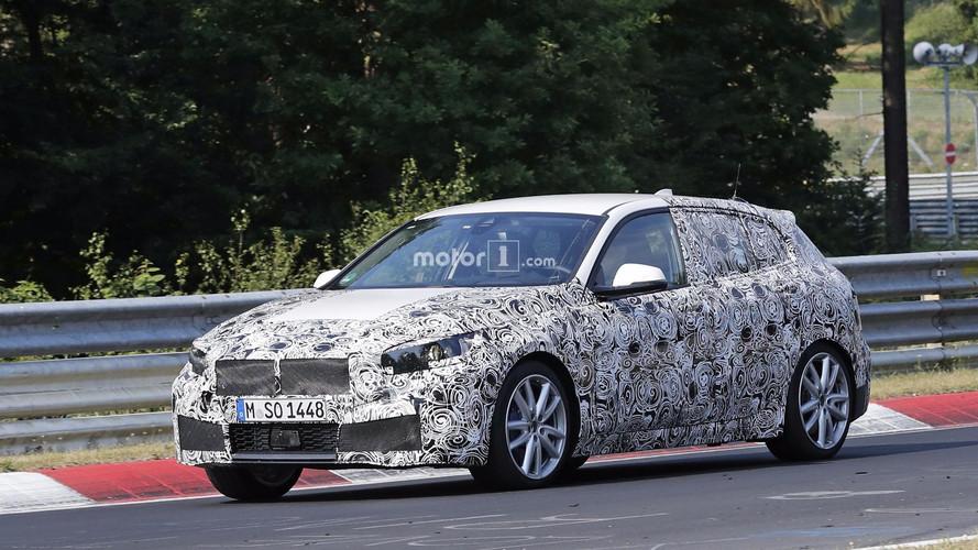 Espiado en Nürburgring el BMW M140i 2019
