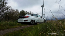 Essai Honda Clarity Fuel Cell