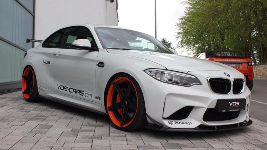 VOS Performance pousse la BMW M2 à 430 chevaux