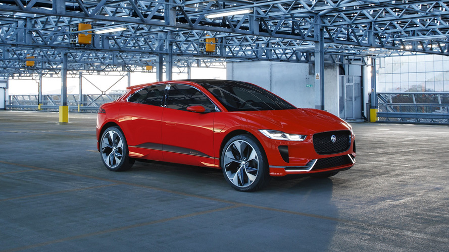 2018 Jaguar I-Pace To Make Production Debut In Frankfurt?