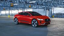 Jaguar I-Pace Concept para o Salão de Genebra