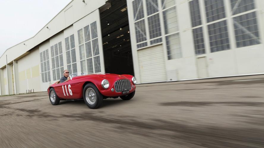 Bu Ferrari 166 MM Barchetta için ne kadar öderdiniz?