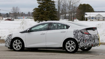 2017 Opel Ampera spied looking exactly as you would expect