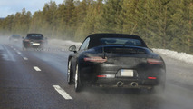 2015 Porsche 911 facelift spied, new high-performance variant in the works?