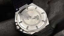 IWC Schaffhausen Silver Arrow Watch 04.10.2013