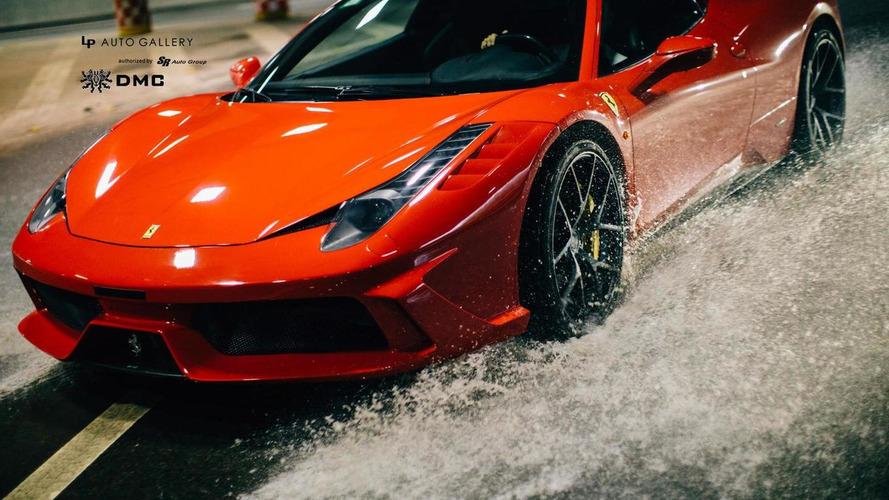 DMC launches visually tweaked Ferrari 458 Monte Carlo