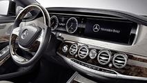 2015 Mercedes S600