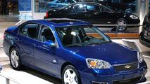 Chevrolet Malibu SS at NYIAS