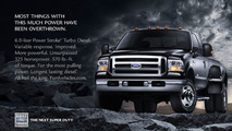 New F-Series Super Duty Ads