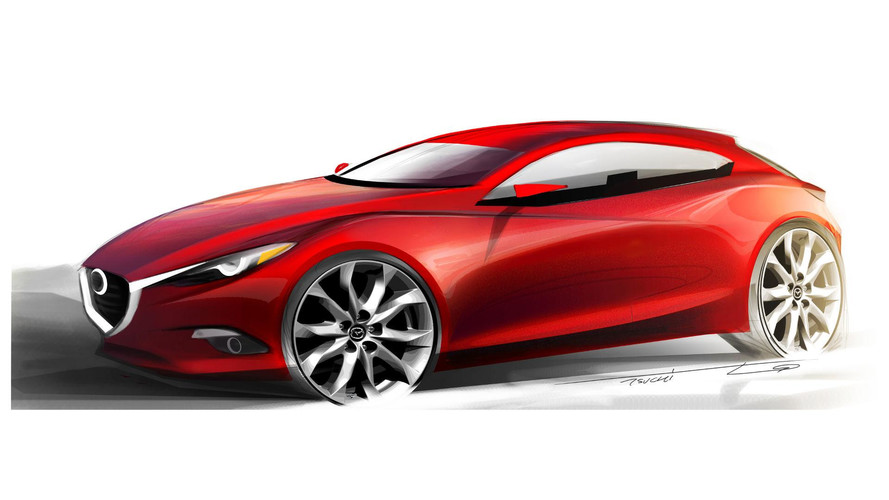 Next-Gen Mazda3 With Sparkless Ignition Tech Coming To Frankfurt