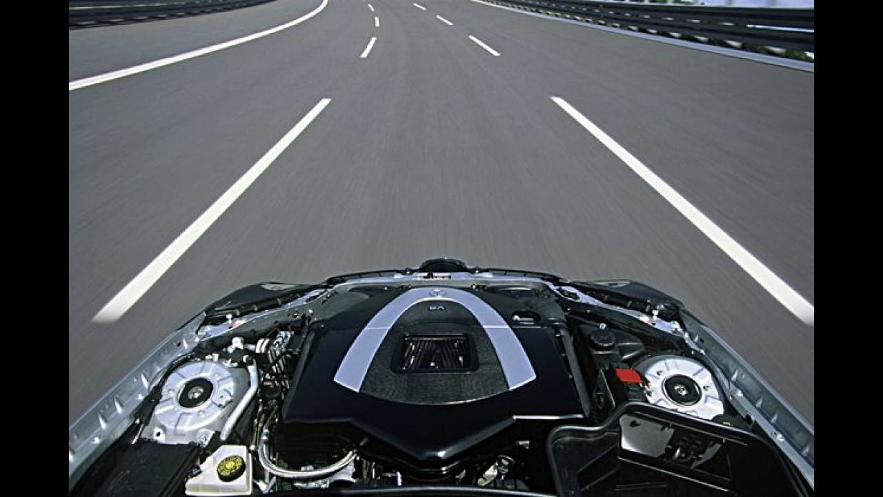 Neuer Mercedes-Motor