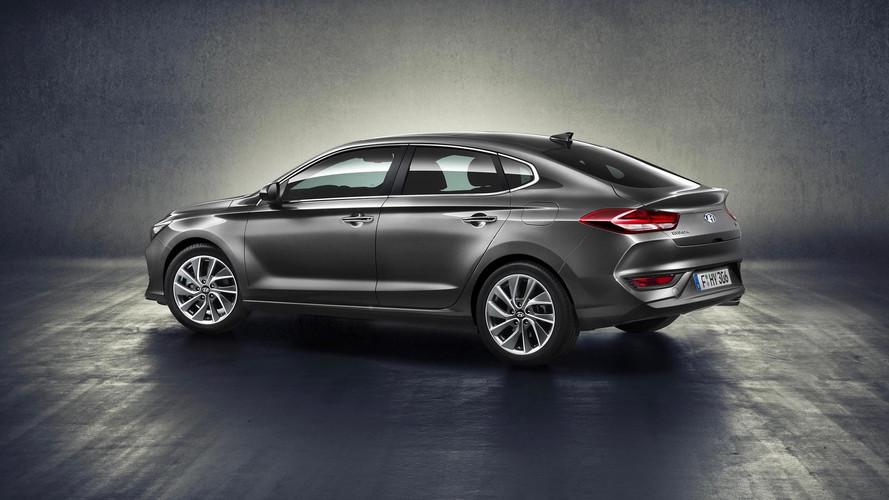 El Hyundai i30 Fastback 2017 ya es una realidad