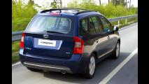 Neuer Van: Kia Carens