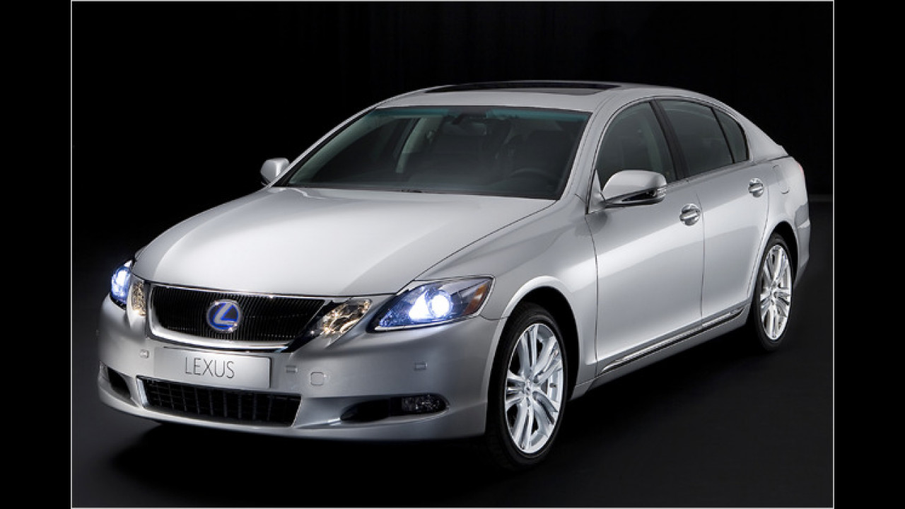 Lexus GS 450h 2008