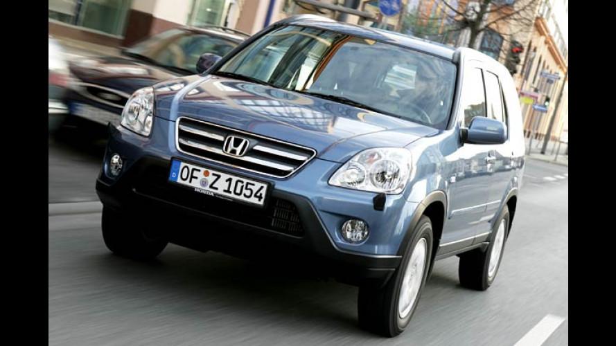 Honda CR-V: Durchzugsstarker Diesel für den Allrounder