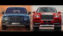 Bentley Bentayga vs Rolls-Royce Cullinan