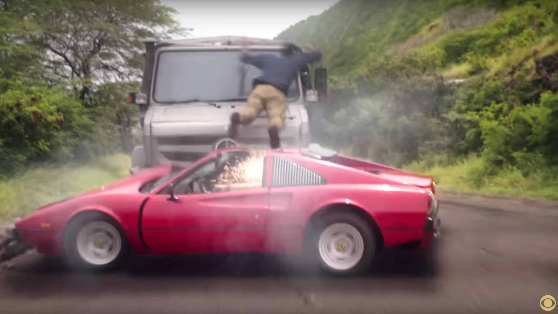 Magnum P.I. Reboot Trailer Features Ferraris Old And New