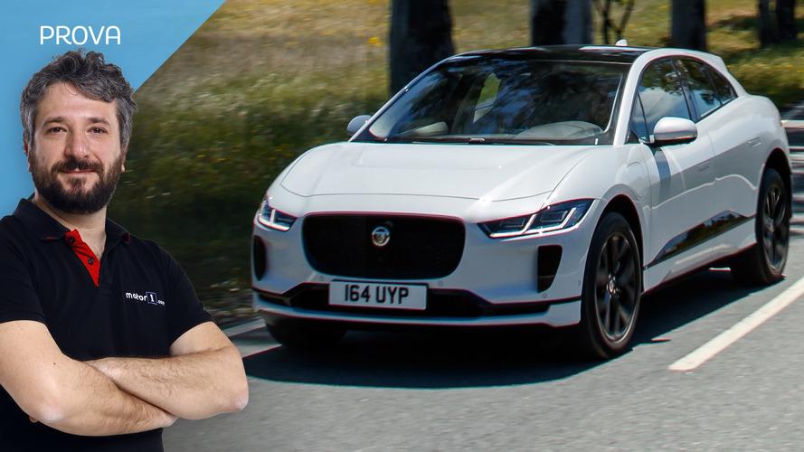 Jaguar i-Pace, il SUV elettrico che non ti aspetti
