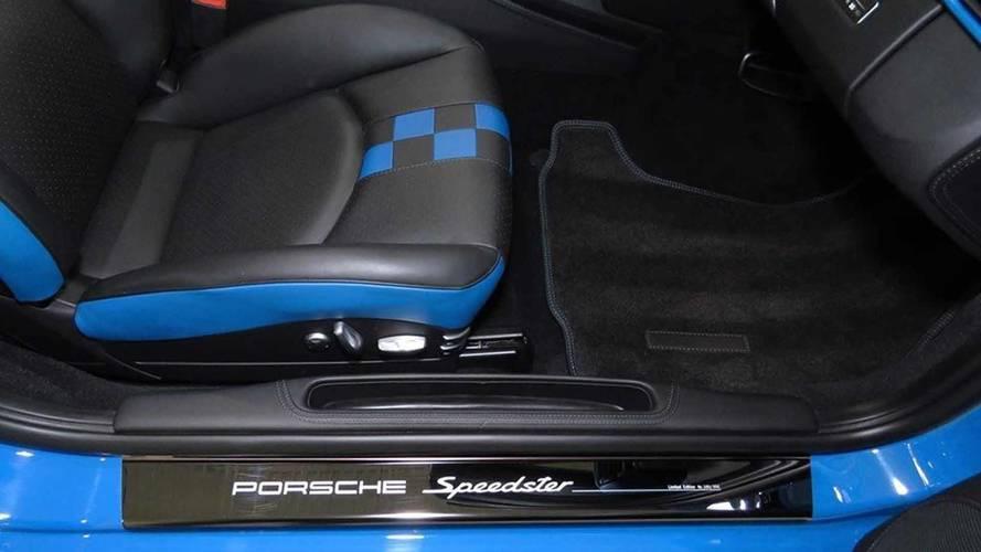 Porsche 911 Speedster 2011 à vendre