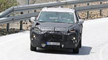 Chevrolet Blazer - Novos flagras