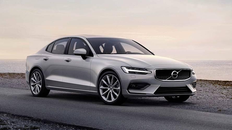 Nuova Volvo S60, con l'ibrido arriva a 415 CV