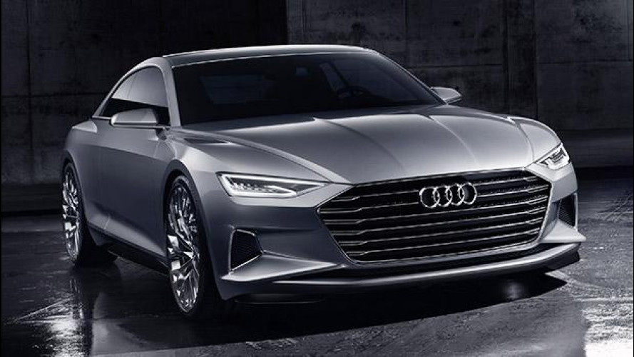 Audi prologue, un assaggio di A9 [VIDEO]