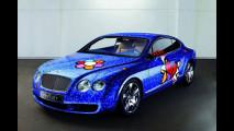 Bentley Continental GT by Romero Britto