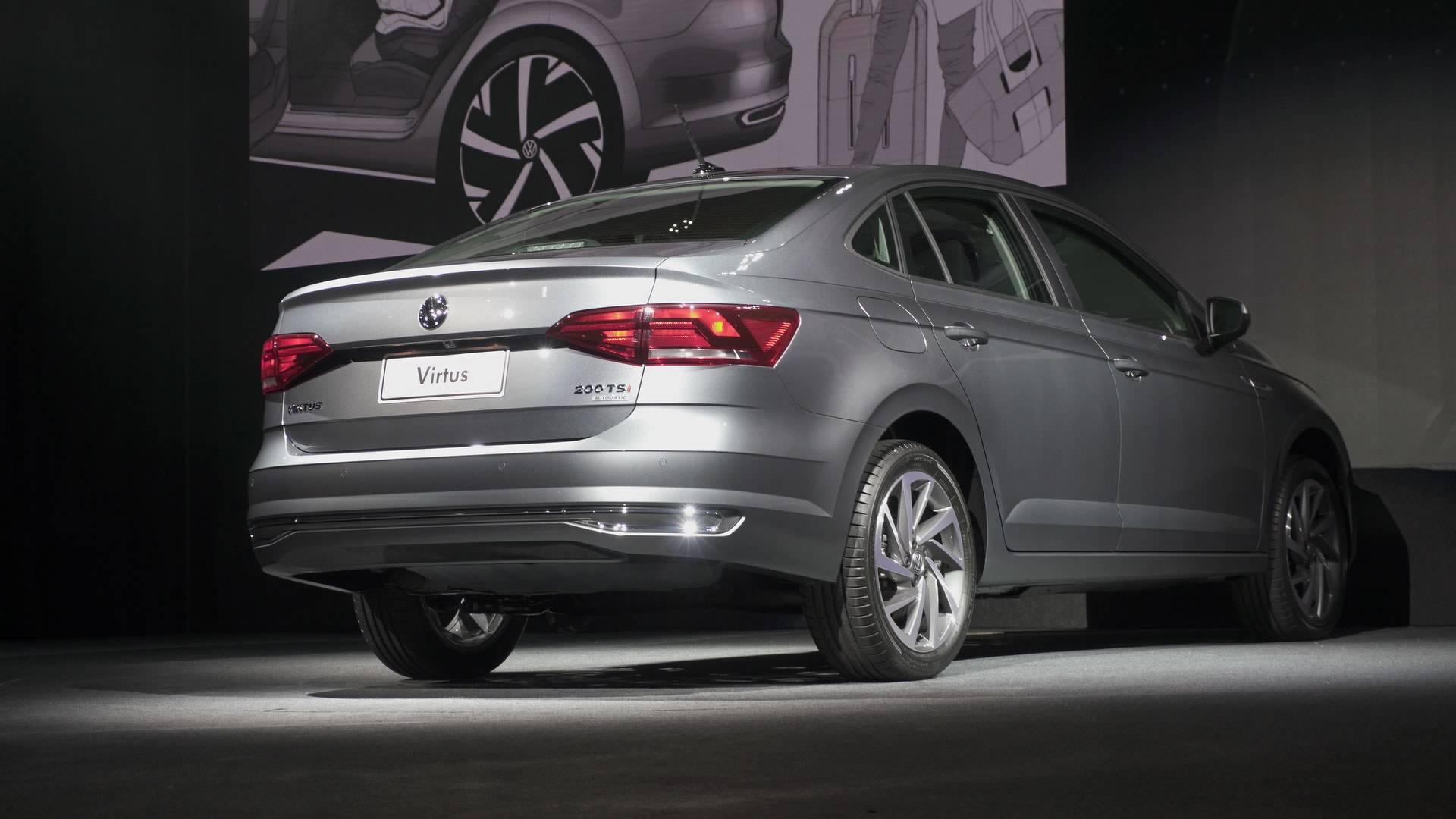 vwvortexcom  volkswagen polo based virtus sedan officially revealed