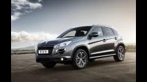 Peugeot confirma lançamento do novo crossover 4008 na Argentina