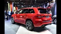 Jeep mostra edição especial do Grand Cherokee em Paris - veja fotos