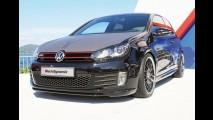 Volkswagen mostra Golf Black Dynamic na Áustria