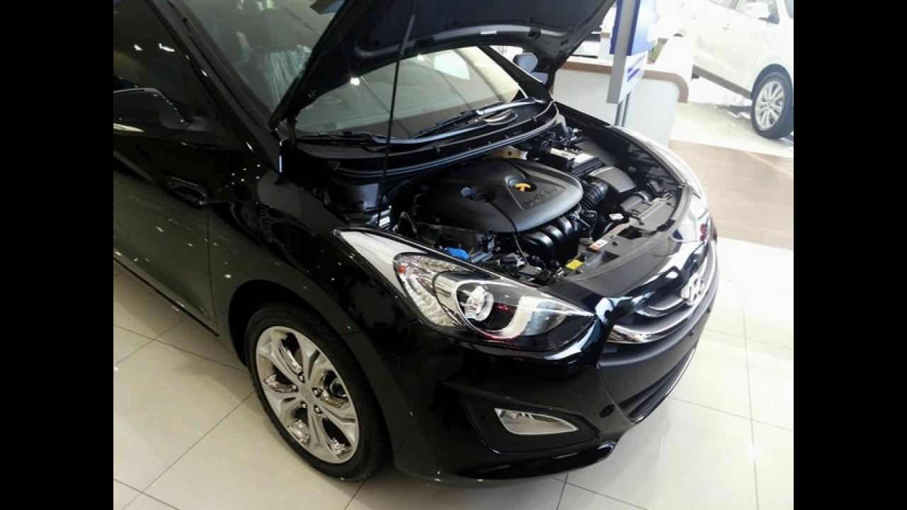 Novo Hyundai i30 1.8 16V já está nas lojas por R$ 69.990